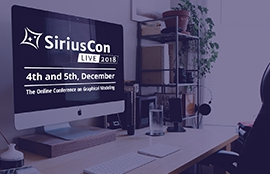 The end of the year deals with family time, too much food, Christmas songs and… SiriusCon!